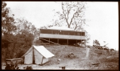 Farm house, Seymour Rd, Lower Plenty, c1920.