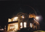 Yallambie Homestead at night, June, 1994, (picture by Rolf Mueller).