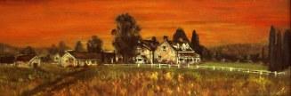 """Casa Maria"" painted by Prue Slagmolen, c1970, (Jonathan Slagmolen Collection)."